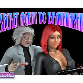 From Secret Agent to Brainwashed Slut cover