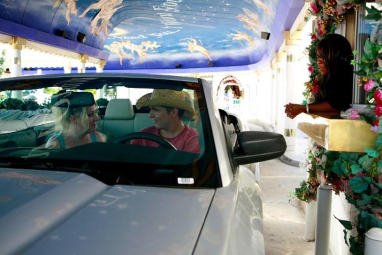 Bryllup i Las Vegas