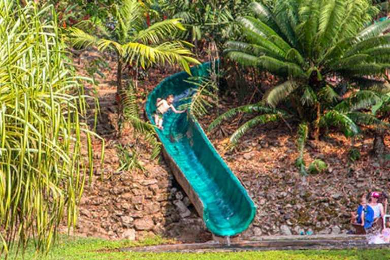 Costa RIca Water Slide