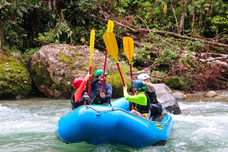 Kayaking Paddles Up