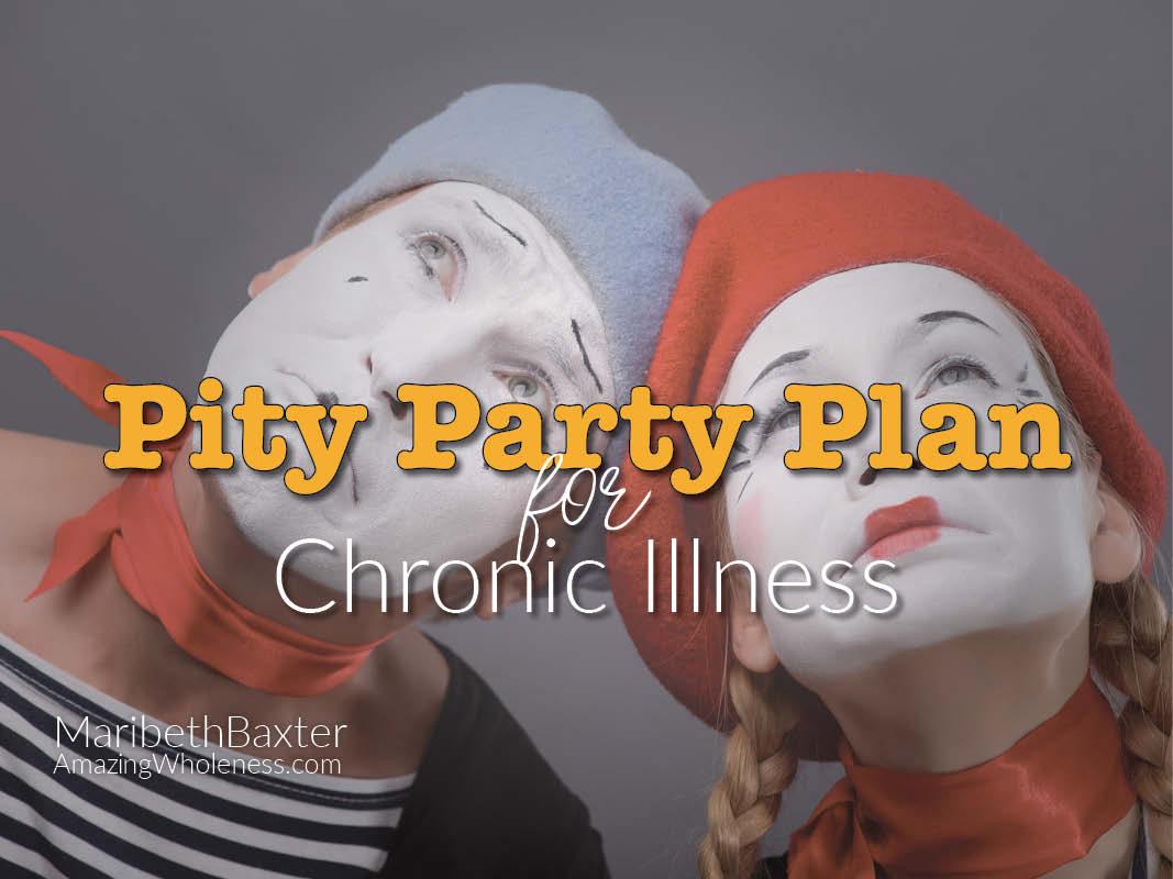 Pity Party Plan