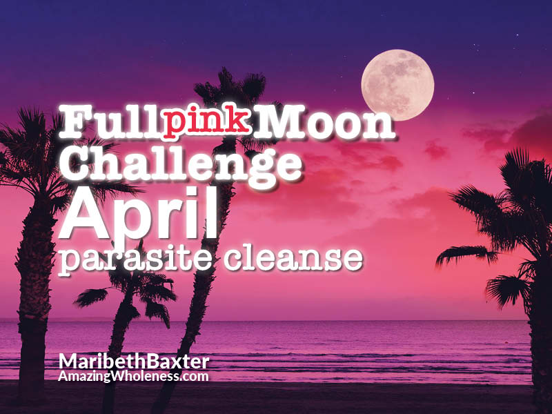 Full Moon Challenge April 2020