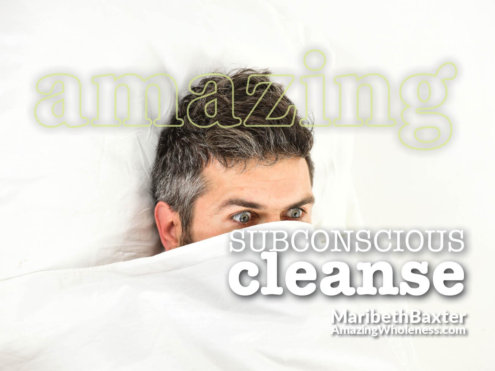 Subconscious Cleansing Through Nightmares