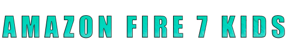 AMAZON FIRE 7 KIDS - развивающий планшет
