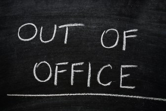 Salesforce Out of Office