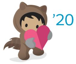 Salesforce Summer '20 Release Features