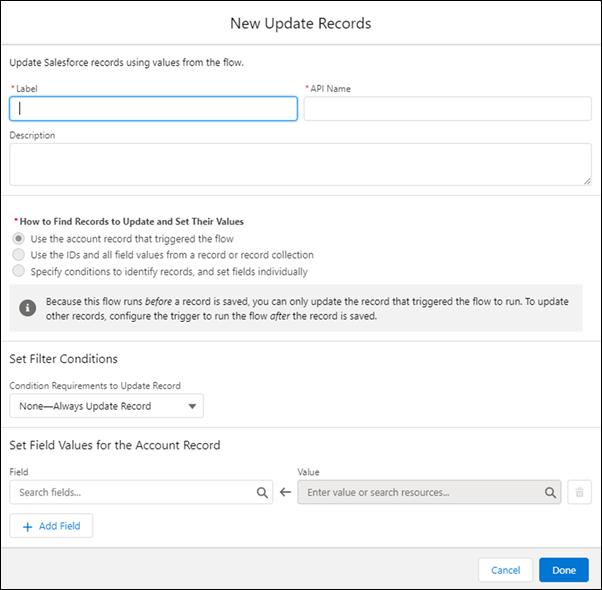 """, SalesforceSummer21 – Mettre à jour directement les champs dans les flux déclenchés par enregistrement<span class=""""wtr-time-wrap after-title""""><span class=""""wtr-time-number"""">1</span> minutes de lecture</span>"""