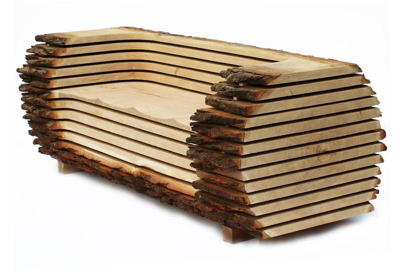 log bench chris eckersley