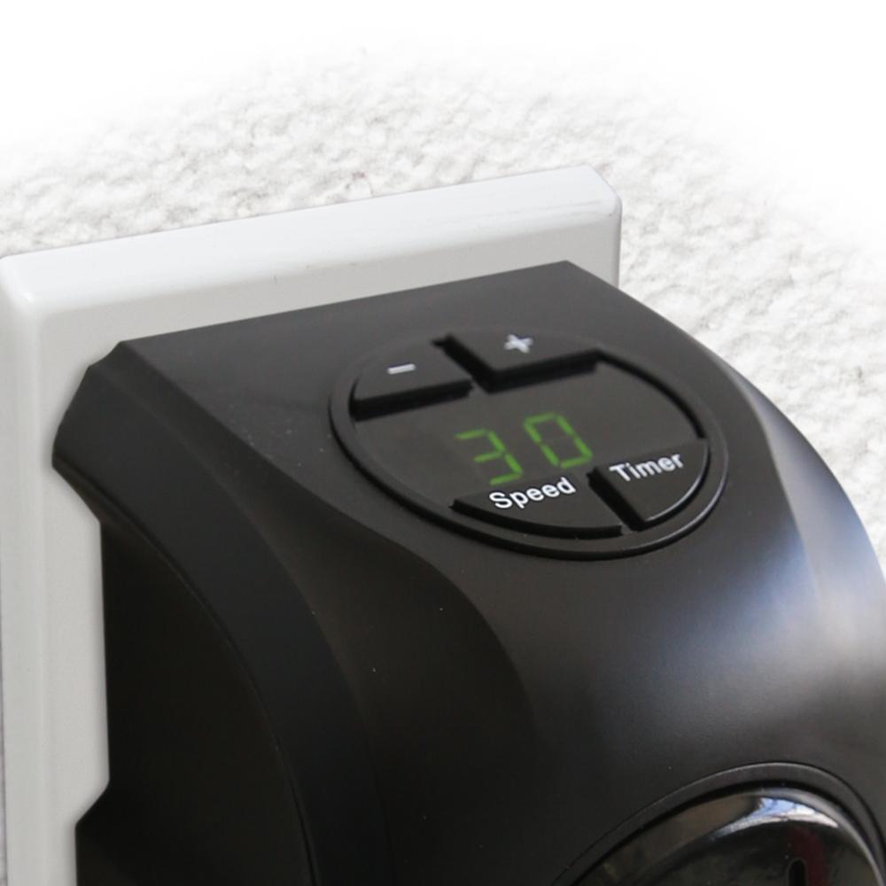 Livington Handy Heater Mini Heizung Miniofen Heizen aus der Steckdose Mediashop  eBay