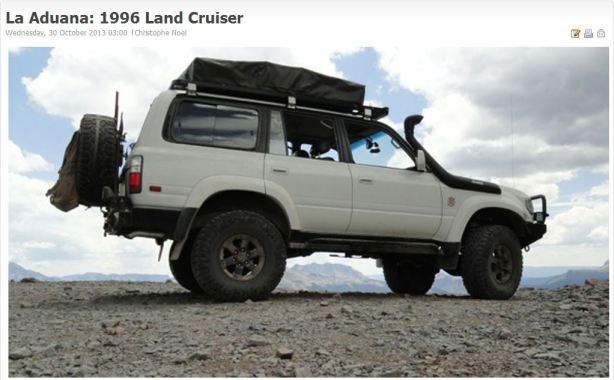 1996 land cruiser 80 series a blog on overlanding