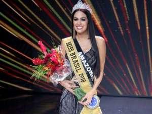 Mayra Dias embarca hoje para a Tailândia, rumo ao Miss Universo