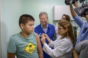 Ministério da Saúde promove capacitação sobre a vacina contra o HPV para profissionais da rede pública