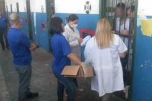Unidade Prisional do Puraquequara recebe mutirão de saúde
