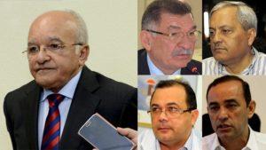 José Melo e demais presos na Maus Caminhos começam a ser interrogados nesta terça