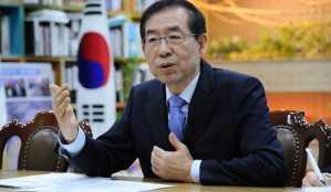 Prefeito de Seul está desaparecido; polícia faz buscas por pistas