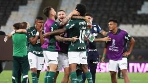 A obsessão é verde! Palmeiras vence o Santos e conquista o bi da Libertadores