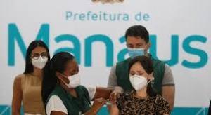 Justiça Federal determina publicação da lista de vacinados contra covid-19 em Manaus