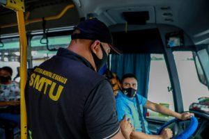Linhas de ônibus da zona Leste de Manaus terão itinerários alterados; confira