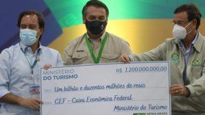 Governo Federal destina R$ 128 milhões à recuperação do turismo do Amazonas após impactos da Covid-19