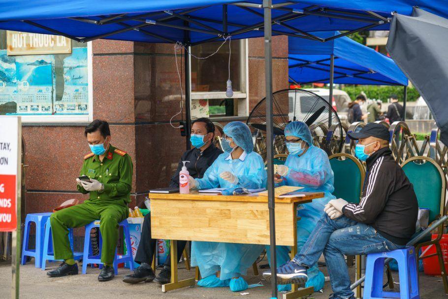 Vietnã anuncia descoberta de nova variante que combina as cepas indiana e britânica