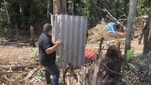 Fiscalização impede invasão em área de preservação em Manaus