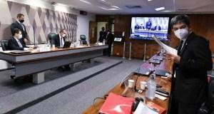 CPI retira sigilo de documentos enviados por Itamaraty, Ministério da Saúde e Fiocruz