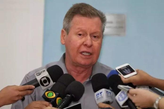 Arthur confirma que é candidato às prévias presidenciais do PSDB