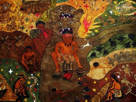 Rember Yahuarcani - Session d'Ampiri III, 2006