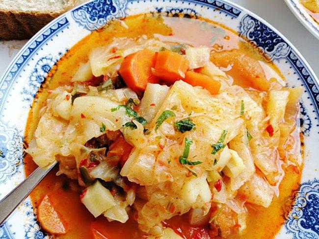 Recept: Ručak iz bakine kuhinje. Ovako ćete skuhati božanstveni slatki kupus!