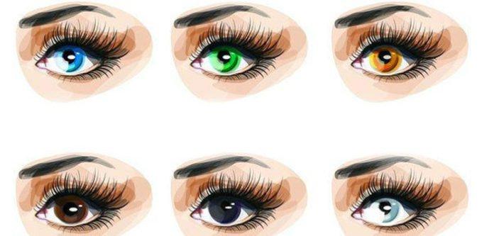 Oči su najljepši i najizražajniji dio ljudskog tijela.