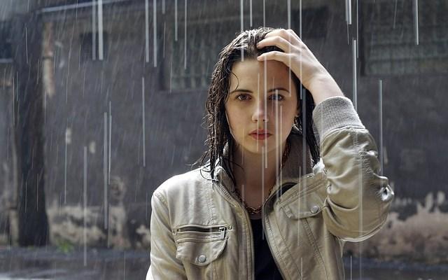 Ljudi koji osjećaju kišu...