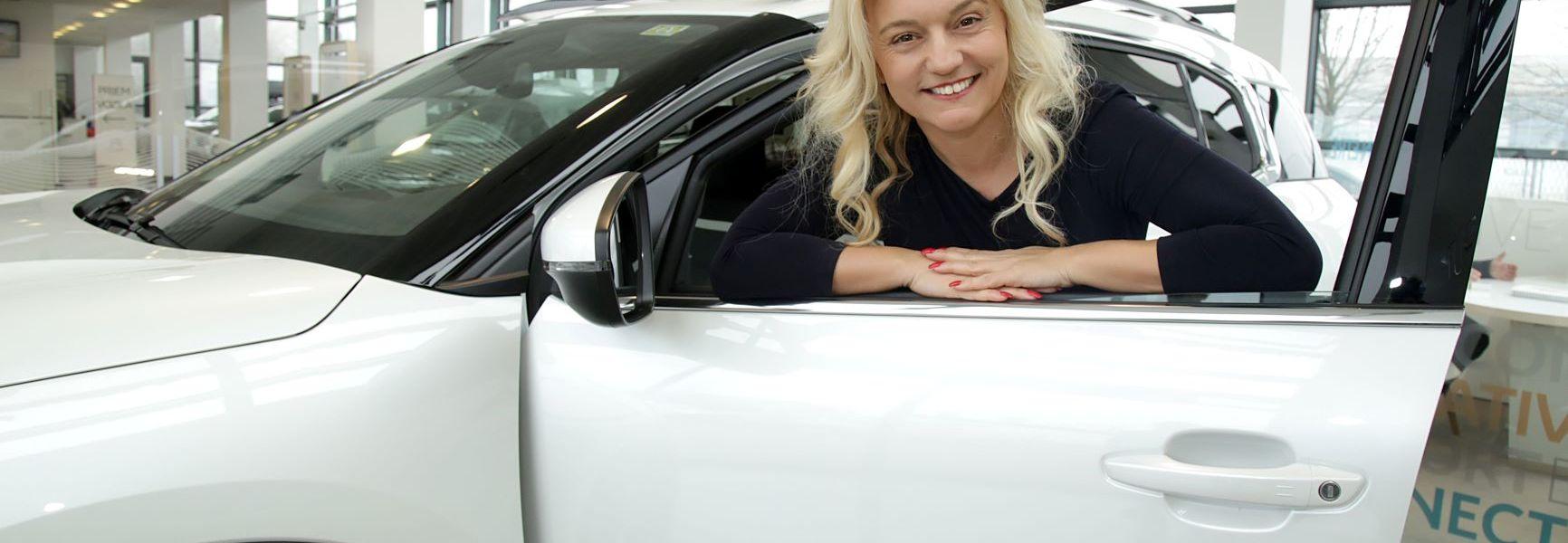 Citroën – službena marka vozila žena u poduzetništvu - članica Ženskog poduzetničkog centra