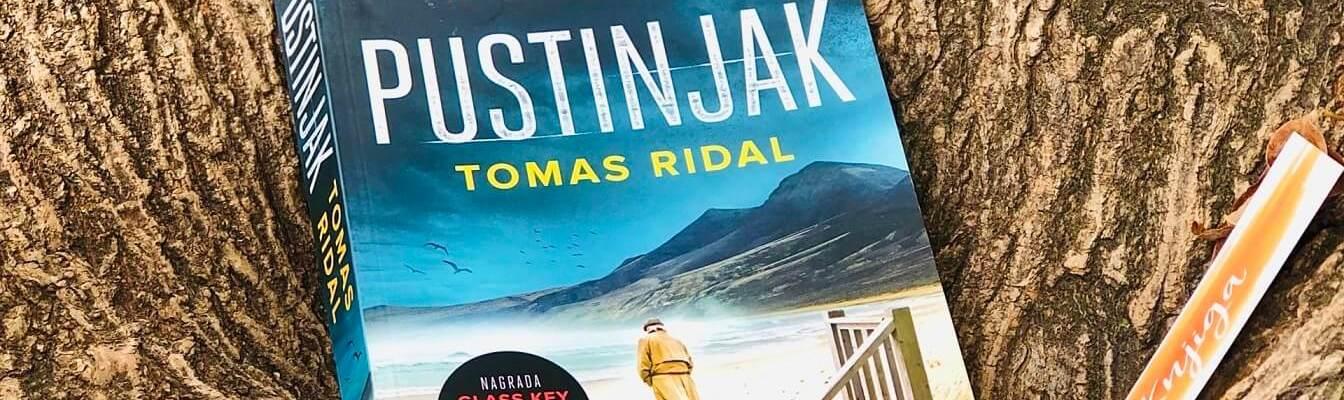 "Tomas Ridal: ""Pustinjak"""