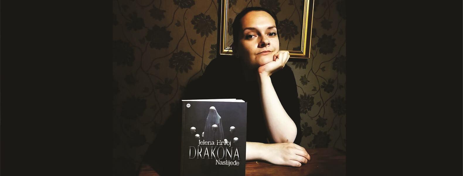 Mlada hrvatska književnica Jelena Hrvoj izdala je peti roman