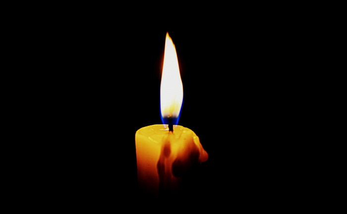 Image result for candles in the dark