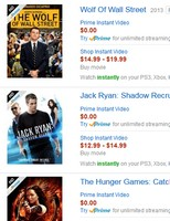 Amazon INstant Video from abroad