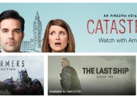 Instant Amazon Videos abroad
