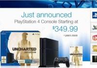 Playstation 4 on Amazon