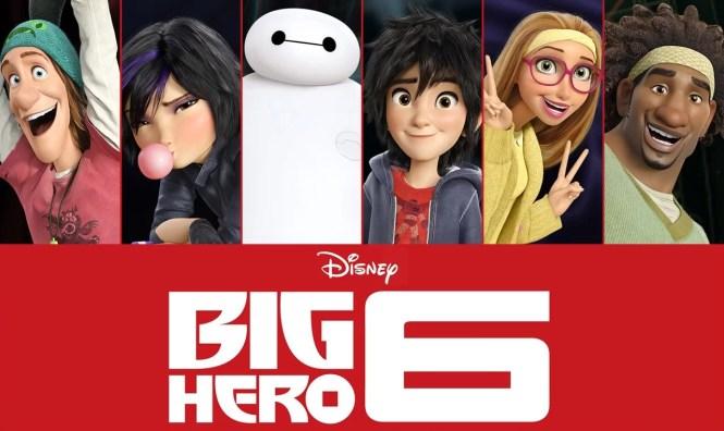 Big Hero 6 online on Amazon