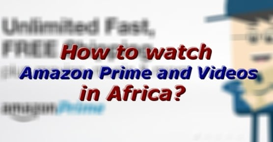 Get Amazon in Africa