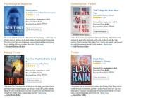 Free Prime books August 2016