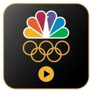 NBC olympics application