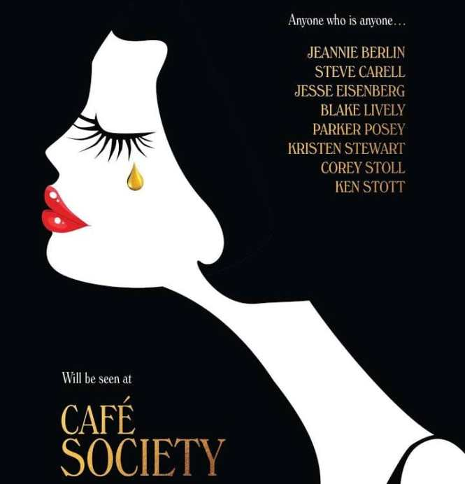 Cafe Society on Amazon Prime - watch it