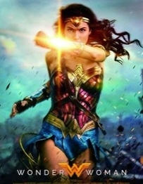 Wonder Woman on Amazon rental