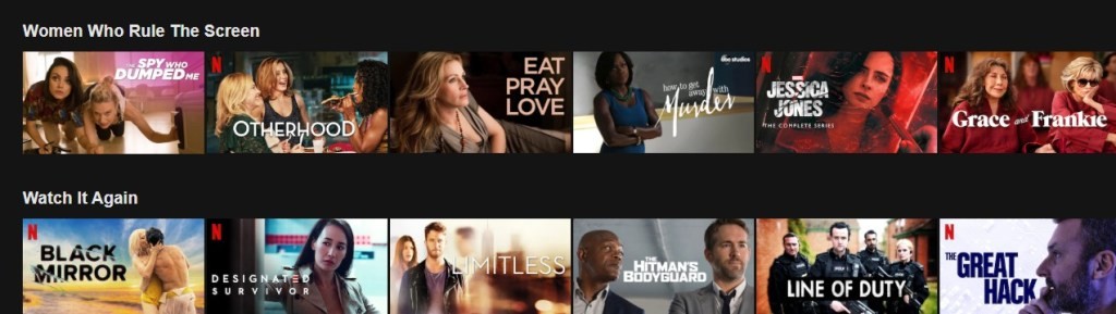 Netflix has more than 60 million subscribers in the USA