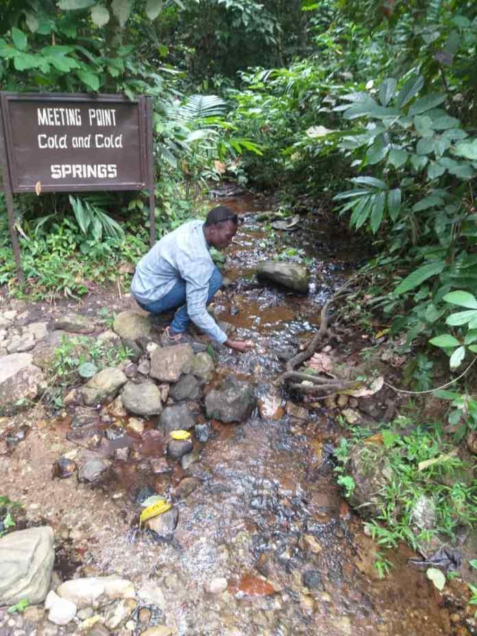 Ikogodi Warm Spring Resorts