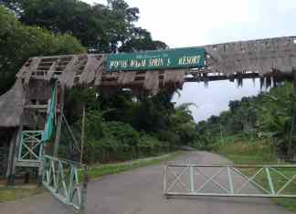 Ikogosi Warm Springs Resort