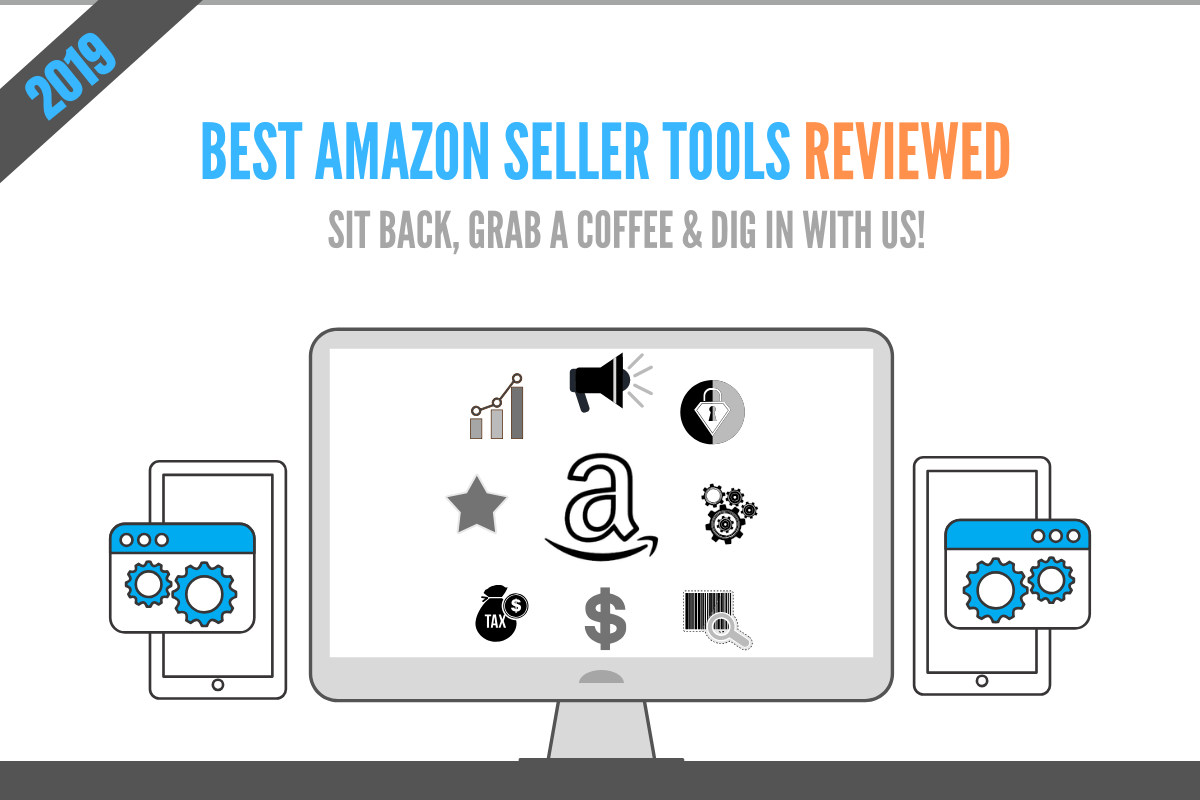 Best Amazon Seller Tools Review - Amazon FBA Tools Review - Amazon SEO Consultant