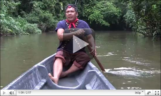 Support ClearWater in the Amazon!