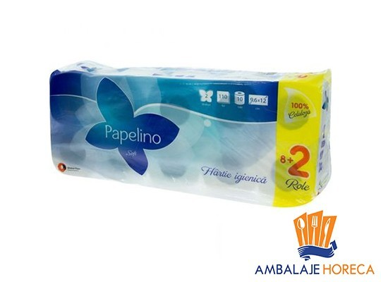 Hartie igienica Papelino 2 straturi